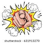 an illustration of a pop art... | Shutterstock .eps vector #631913270