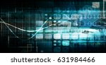 data integration and database... | Shutterstock . vector #631984466