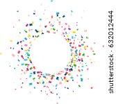 celebratory background for your ... | Shutterstock .eps vector #632012444