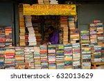 kolkata  india   april 23  2017 ...   Shutterstock . vector #632013629