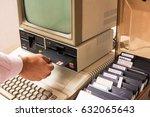 cisternino  italy   january 4 ... | Shutterstock . vector #632065643