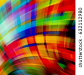 abstract colorful background...   Shutterstock .eps vector #632112980
