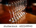 luxury table setting | Shutterstock . vector #632149943