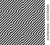 vector seamless pattern.... | Shutterstock .eps vector #632156030