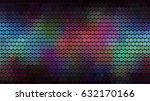 color dots pattern abstract...   Shutterstock . vector #632170166