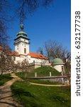 Small photo of BENATKY NAD JIZEROU, CZECH REPUBLIC - April 1, 2017: Benatky nad Jizerou Castle, Czech Republic