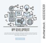 icons of mobile app development ...
