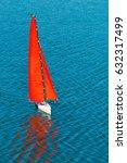 radio remote control rc sailing ...   Shutterstock . vector #632317499