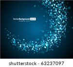 abstract bokeh vector... | Shutterstock .eps vector #63237097