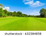 area fields landscape  | Shutterstock . vector #632384858
