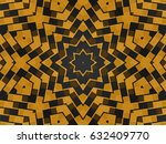 stylized background with... | Shutterstock . vector #632409770