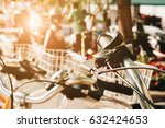 Closeup Bicycle Gear  Group Of...