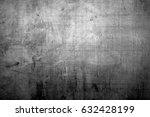 metal texture with scratches... | Shutterstock . vector #632428199