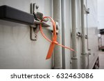 Container Door Truck Lock With...