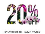 brilliant promotion sale poster ... | Shutterstock . vector #632479289