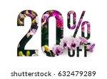 brilliant promotion sale poster ... | Shutterstock . vector #632479289