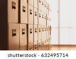 file cabinet | Shutterstock . vector #632495714