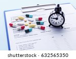 health checkup time with...   Shutterstock . vector #632565350