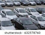 kaluga  russia   april  20 ...   Shutterstock . vector #632578760