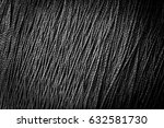 reel black synthetic thread.... | Shutterstock . vector #632581730