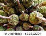 Small photo of Thai Dur-ian fruits