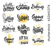 Summer Hand Drawn Lettering...