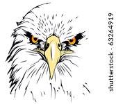 eagle   Shutterstock .eps vector #63264919