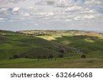atlas mountains view  algiers...   Shutterstock . vector #632664068