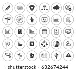 information icons | Shutterstock .eps vector #632674244