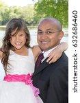 family of spanish origin with...   Shutterstock . vector #632686460