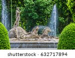 Fountain Of Neptune  Fuente De...