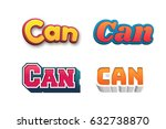 can text for title or headline. ... | Shutterstock . vector #632738870