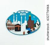 doha  qatar   may 03  2017 ... | Shutterstock . vector #632776466