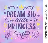 """card with inscription """"dream... 