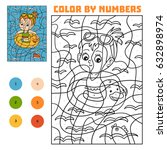 color by number  education game ...