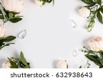 empty space surrounded with... | Shutterstock . vector #632938643