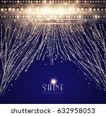 abstract elegant shining... | Shutterstock .eps vector #632958053
