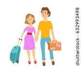 vector cartoon illustration.... | Shutterstock .eps vector #632993498