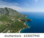 Small photo of View of the Adriatic coast