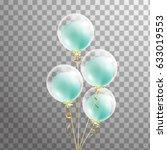 bunch of white shine... | Shutterstock .eps vector #633019553