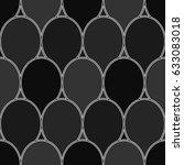 fish scales wallpaper. asian...   Shutterstock .eps vector #633083018