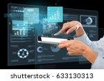 business. | Shutterstock . vector #633130313