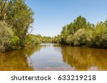 Small photo of River Eria. San Esteban de Nogales, Leon.