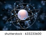 3d illustration. abstract image.... | Shutterstock . vector #633233600