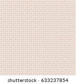 beige woolen carpet. rough... | Shutterstock .eps vector #633237854