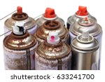 household hazardous waste  ... | Shutterstock . vector #633241700