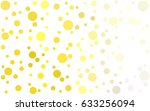 light yellow vector... | Shutterstock .eps vector #633256094
