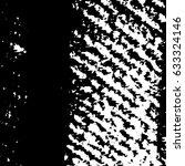 ink print distress background . ... | Shutterstock . vector #633324146