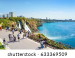 antalya  turkey   april 07 ... | Shutterstock . vector #633369509