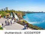 antalya  turkey   april 07 ... | Shutterstock . vector #633369509